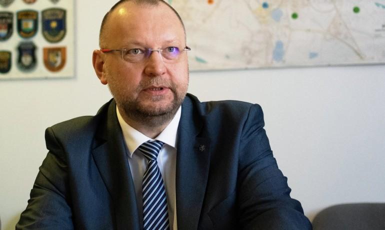 Místopředseda KDU-ČSL a šéf poslaneckého klubu lidovců Jan Bartošek  (FB Jan Bartošek)