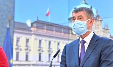 Andrej Babiš (FB Úřad vlády ČR)