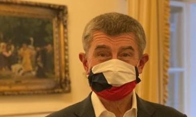 Facebook Jiřího Ovčáčka