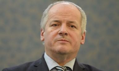 Náměstek ministra zdravotnictví Roman Prymula (Twitter International Chess Federation)