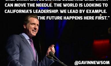 FB Gavin Newsom