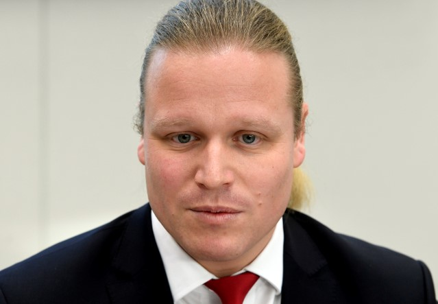Ředitel Nemocnice Na Bulovce Jan Kvaček  (ČTK)