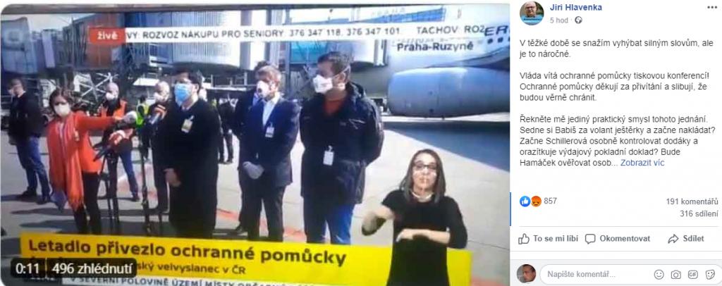 FB Jiří Hlavenka