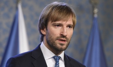 Bývalý ministr zdravotnictví Adam Vojtěch  (ČTK)