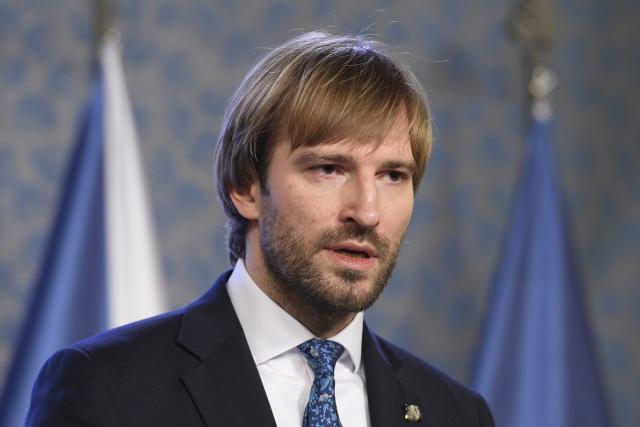 Ministr zdravotnictví Adam Vojtěch  (ČTK)