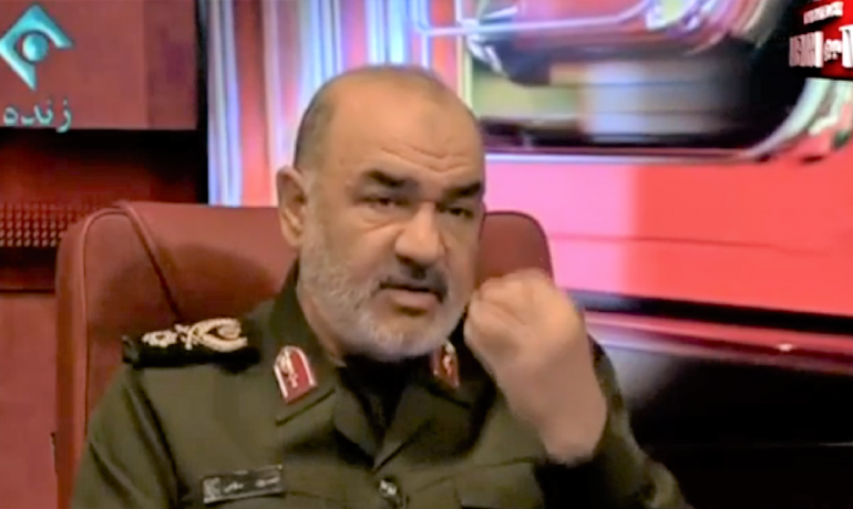Husajn Salámí. (youtube/MEMRI TV Videos)