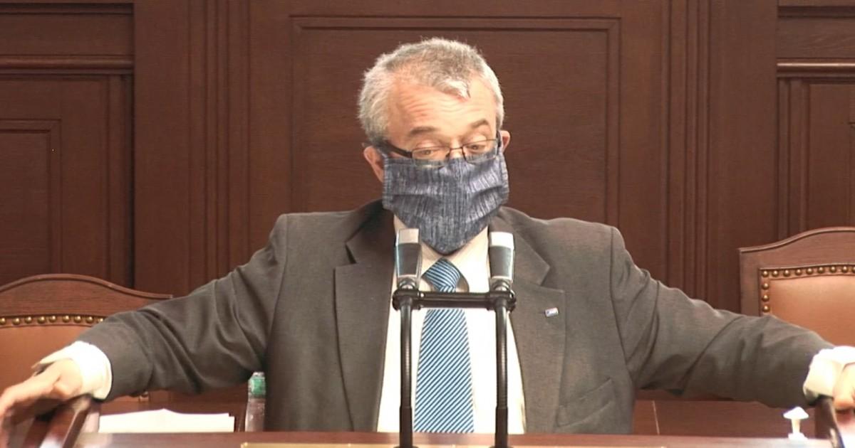 Marek Benda (ODS): Vláda nemá žádné právo zakazovat občanům vycestovat