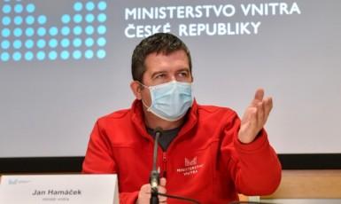 Předseda ČSSD a ministr vnitra Jan Hamáček  (ČTK)