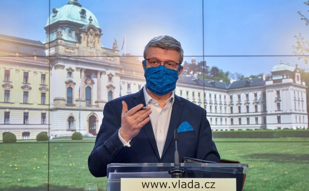 Ministr průmyslu a obchodu a ministr dopravy Karel Havlíček  (ANO) (ČTK)