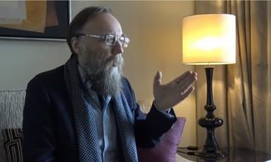 Alexandr Dugin  (youtube/TheNexusInstitute)