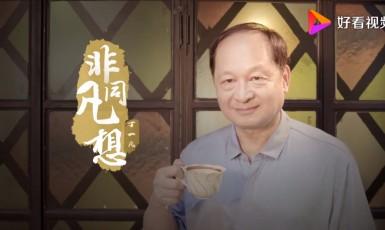 Ting I-fan, výzkumný pracovník Institutu světového rozvoje, který zřizuje Státní rada Čínské lidové republiky, a pekingského think-tanku Center for China and Globalization  (YouTube)