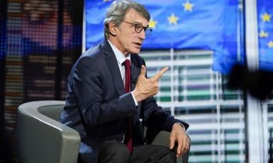 David Maria Sassoli, předseda Evropského parlamentu (Evropská unie)