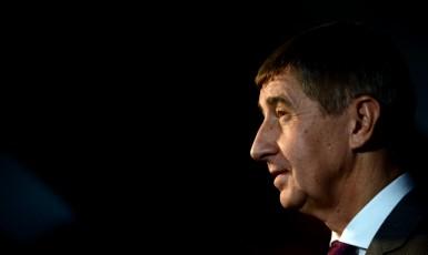 Premiér a šéf hnutí ANO Andrej Babiš  (ČTK)