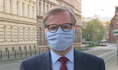 Předseda ODS Petr Fiala (ODS)