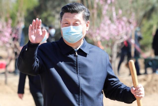 Čínský prezident Si Ťin-pching (ČTK)