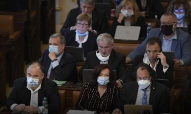 Jednání poslanecké sněmovny (ČTK)