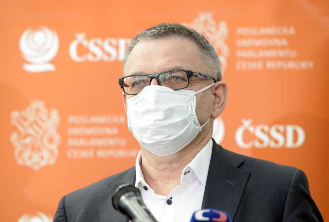 Ministr kultury Lubomír Zaorálek (ČSSD)  (ČTK)