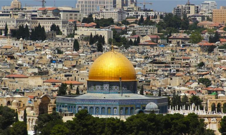 Jeruzalém, Izrael  (Pixabay/696188)