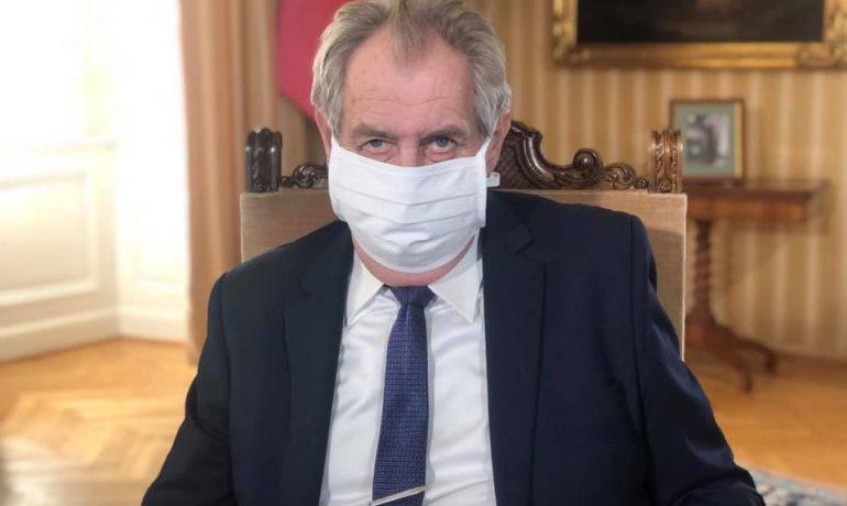 Miloš Zeman (facebook/Miloš Zeman)