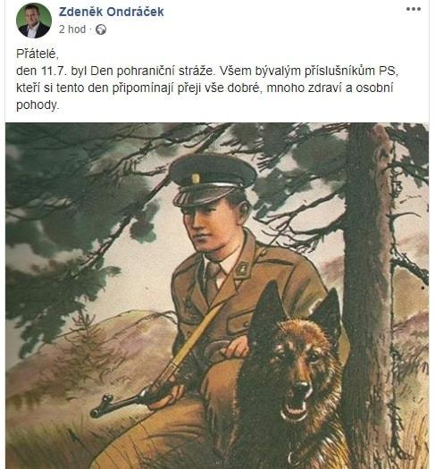"""FB komunistické """"mlátičky"""" Ondráčka"""