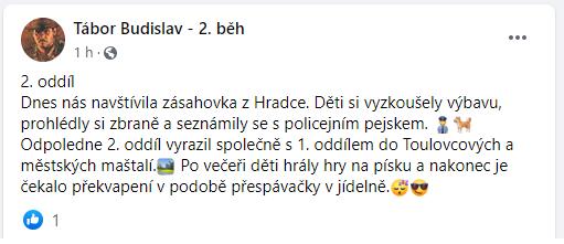 """FB tábor """"Budislav 2. běh"""""""