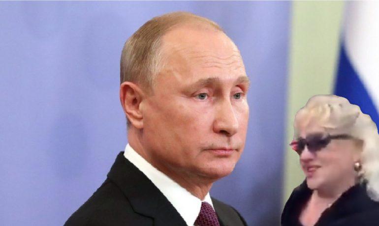 Vladimir Putin (Twitter/F24)