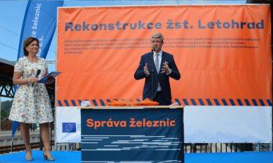 Karel Havlíček je šťastný, že se všechno zlepšuje. (Twitter)