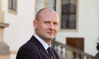 Senátor Lukáš Wagenknecht (za Piráty) (Lukáš Wagenknecht)