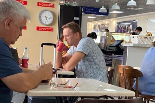 Alexej Navalnyj (Instagram/Pavel Lebedev)