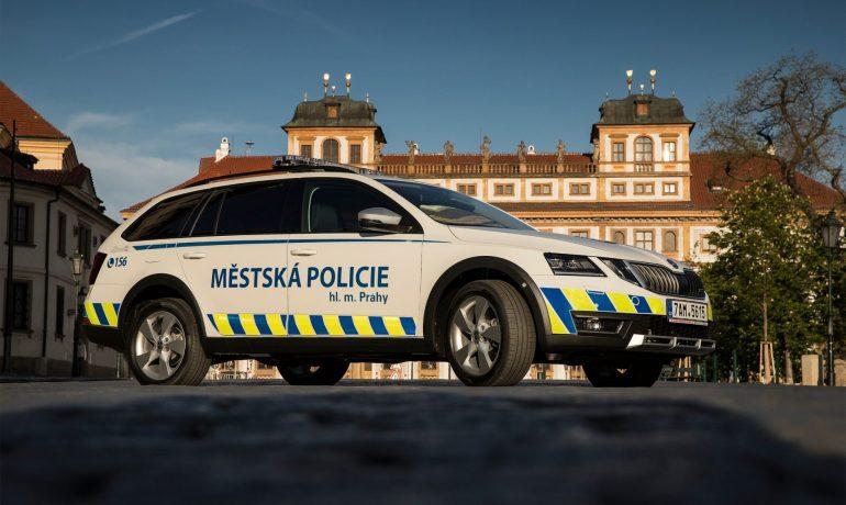 FB Městské policie hl. m. Prahy