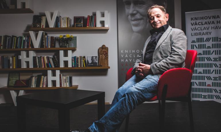Michael Žantovský (Knihovna Václava Havla)