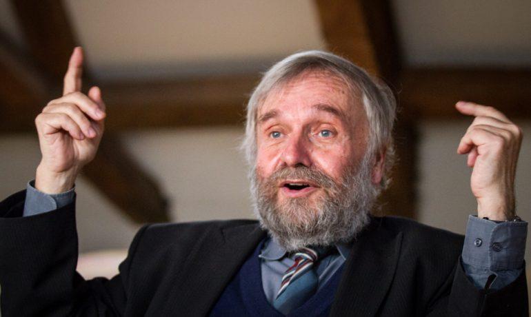 Profesor Vladimír Just (Wikipedie)