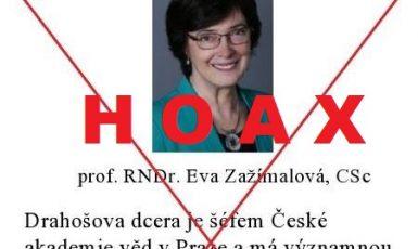 Facebook Jiřího Drahoše