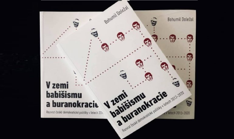 Kniha V zemi babišismu a buranokracie (F24)