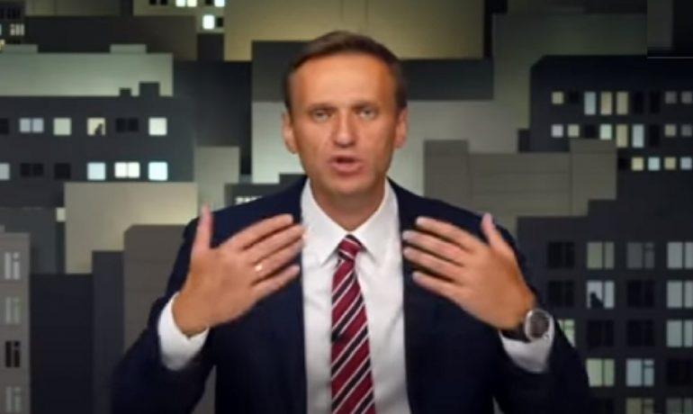 Alexej Navalnyj  (YouTube)