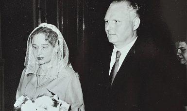 svatební foto Juliány a Miroslava Lápkových (Post Bellum)