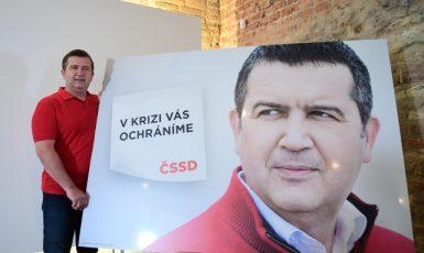 webové stránky ČSSD