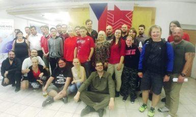 Celorepublikové setkání mladých členů a sympatizantů KSČM (FB Petry Prokšanové)