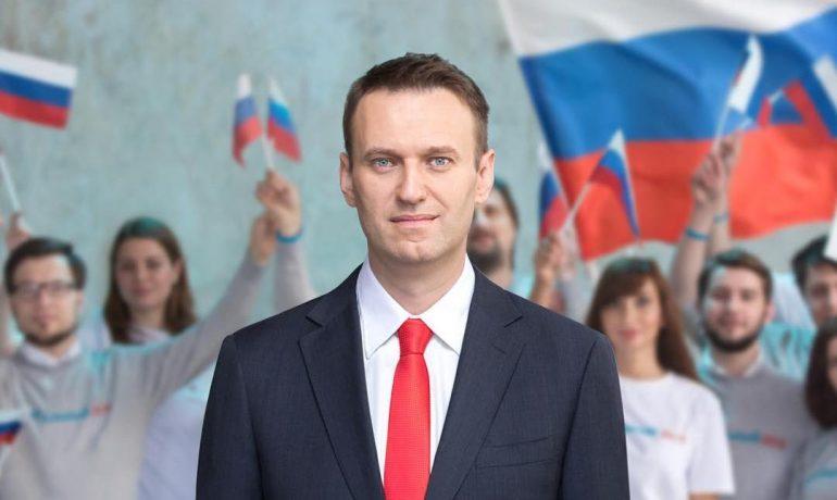 Instagram/Alexej Navalnyj