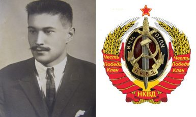 Valerij Vilinskij byl agentem gestapa i NKVD (archiv autora (koláž))