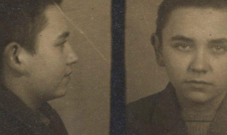 Levko Dohovič v době odsouzení (HDA SBU Archiv bezpečnostní služby Ukrajiny,)