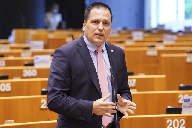 Tomáš Zdechovský (Evropská unie)