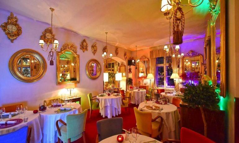 Restaurace Rio's na Vyšehradě (www.riorestaurant.cz)