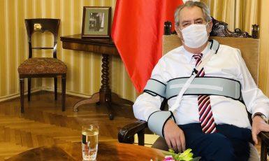 Miloš Zeman (TW J. Ovčáček)