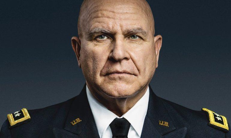 Generál McMaster, antitrumpovský konzervativec a vlastenec Západu (Cover book (Battlegrounds))