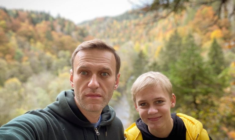 FB Alexeje Navalného