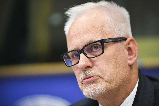 Europoslanec Petri Sarvamaa (Evropská unie)