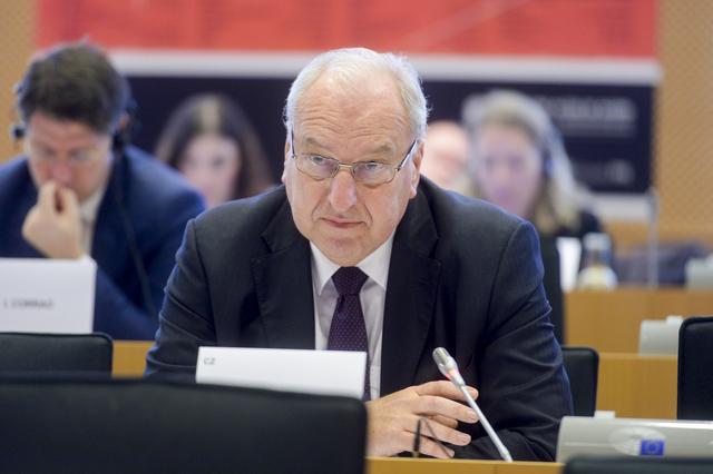 Evžen Tošenovský (Evropská unie)