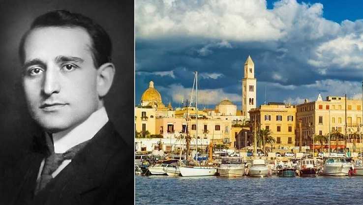 Ital Nicola D'Alfonso (1880–1947), rodák z Bari, se stal hrdým Pražanem (archiv autora)