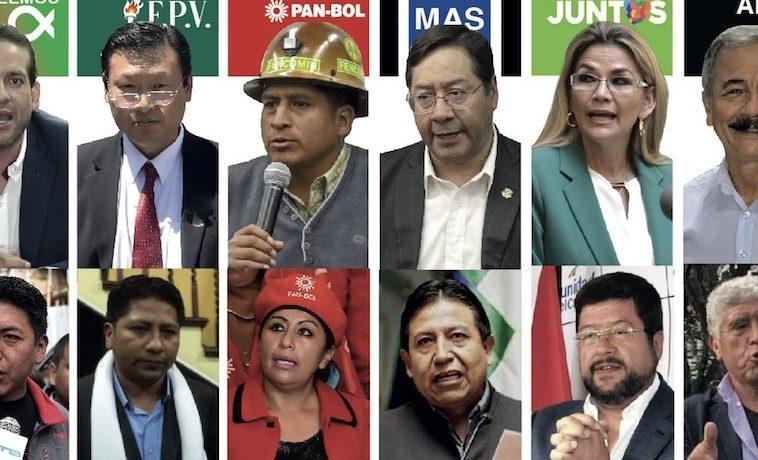 V říjnu 2020 proběhly v jihoamerické Bolívii prezidentské volby (FB)